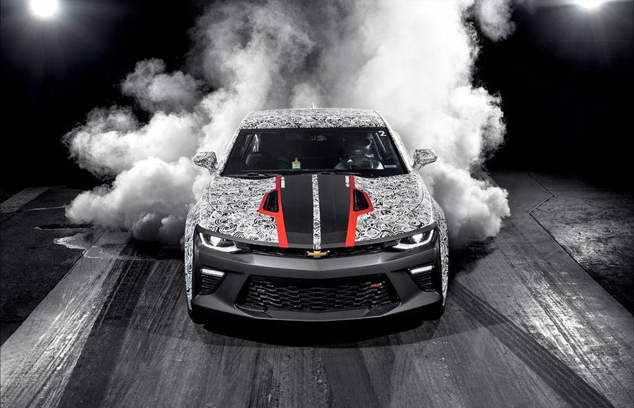 Los coches más espectaculares del SEMA Las Vegas 2016