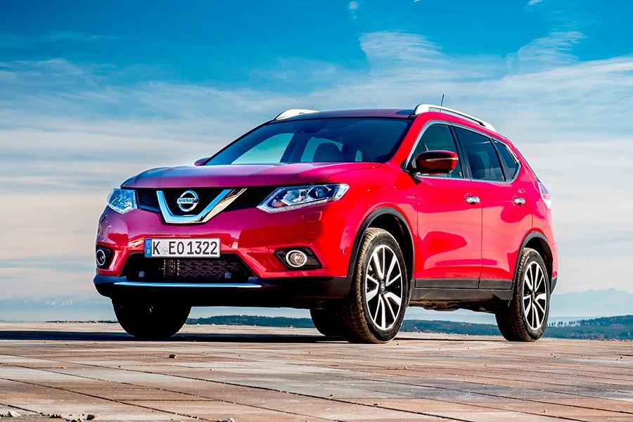 Mejoras en la gama Nissan X-Trail 2017