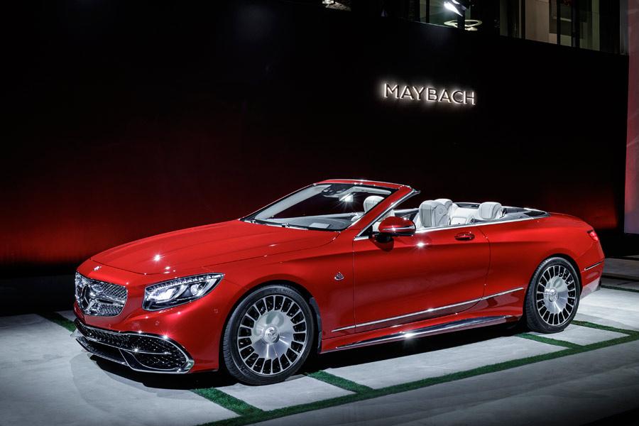 Mercedes-Maybach S 650 Cabriolet: una pieza para coleccionistas