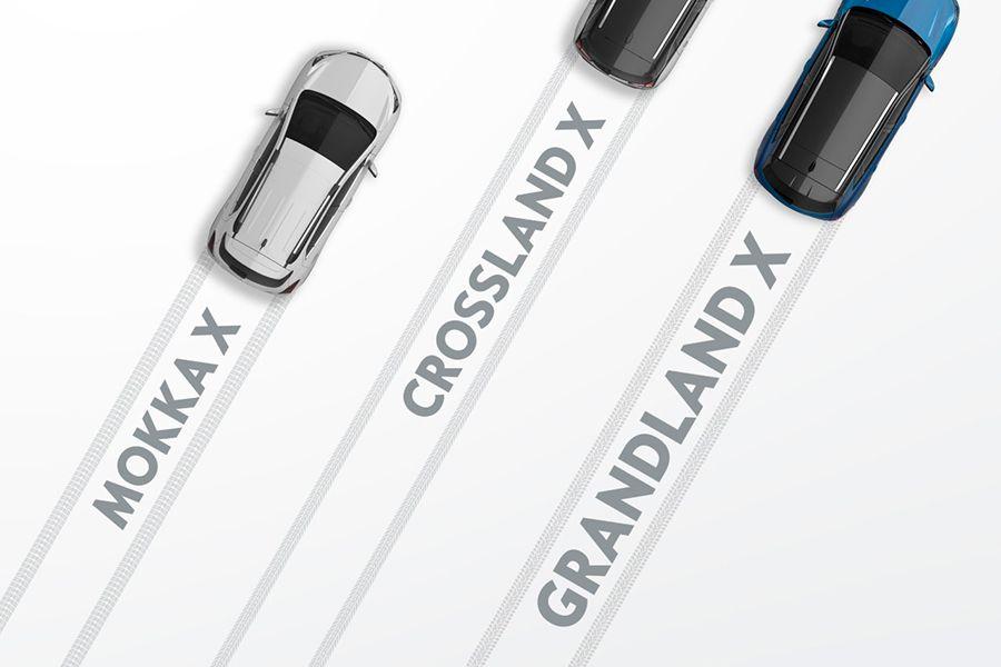 Nuevo Opel Grandland X 2017