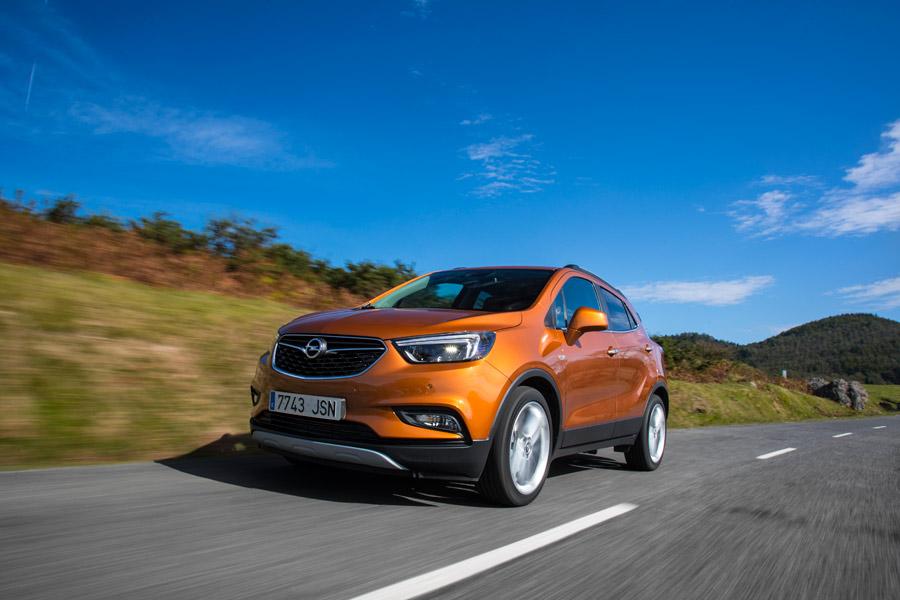 Nuevo Opel Mokka X: primera prueba