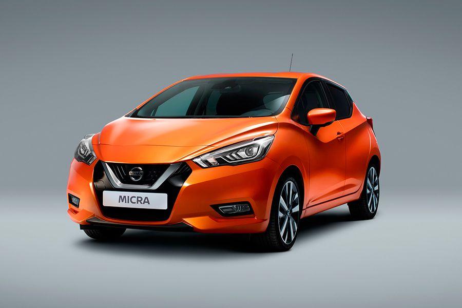 Nuevo servicio Nissan Intelligent Get & Go Micra