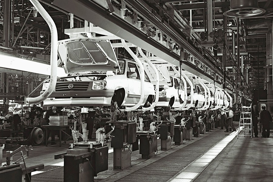 En 1982 nace el Corsa y la fabricación en España de Opel.