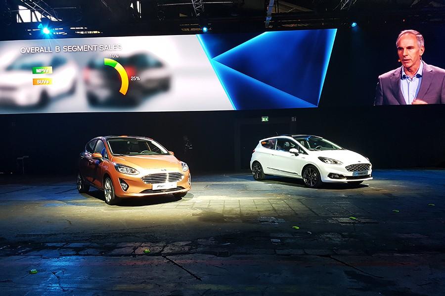 Así es el nuevo Ford Fiesta 2017