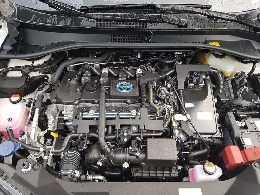 El motor mueve con soltura a este modelo.