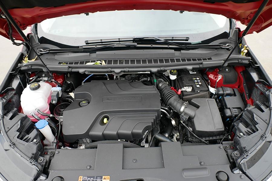 Al motor le falta par por debajo de las 1.500 rpm.