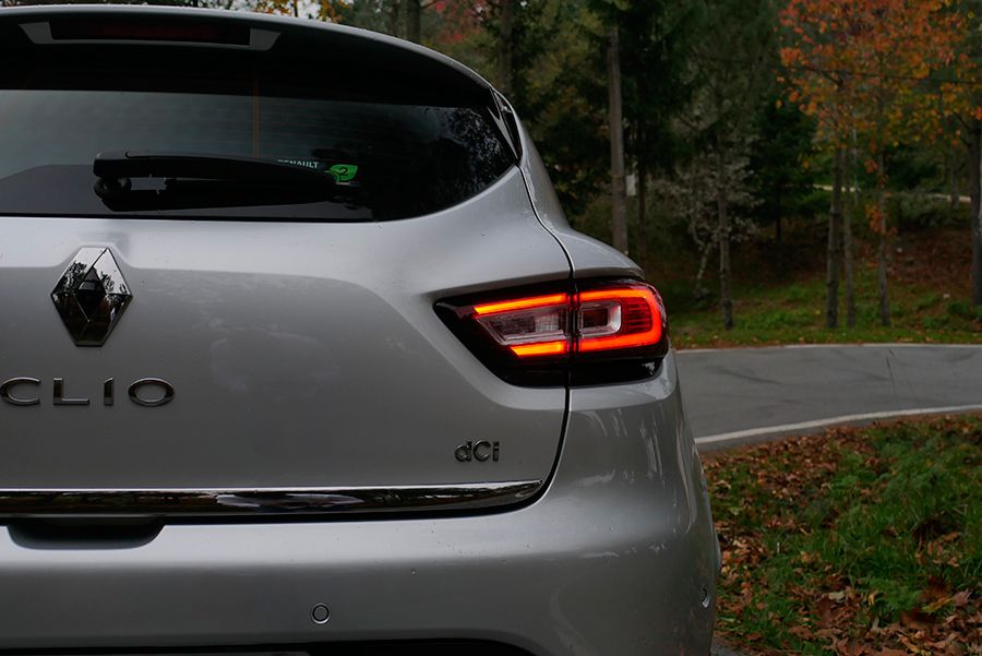El Clio dCi tiene unos consumos muy ajustados.