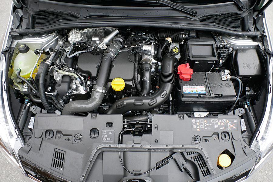 Al motor dCi de 90 CV le faltan bajos para tener unas recuperaciones mejores.
