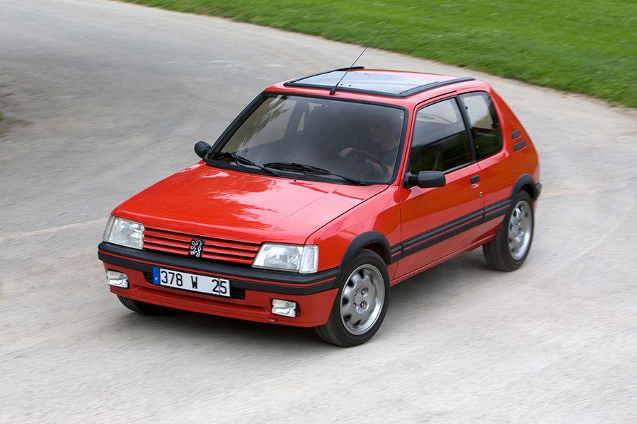 El Peugeot 205 ha sido un pilar fundamental para la marca.