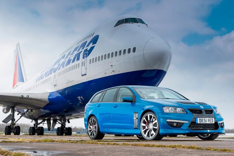 Además de modelos de Opel también venden modelos de Holden.