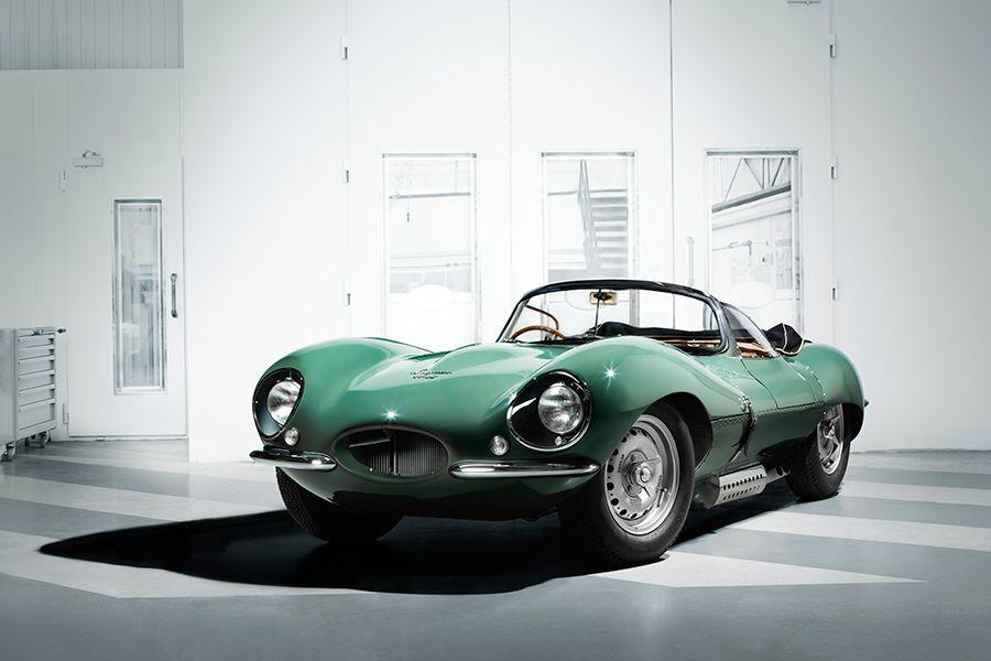Ya es posible estrenar un Jaguar XKSS de 1957