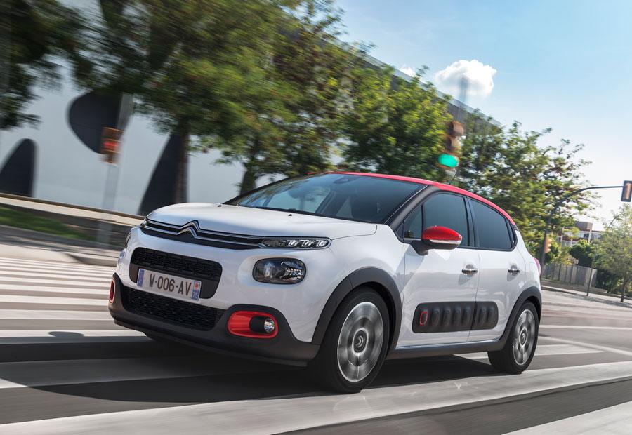 Presentación y prueba del nuevo Citroën C3