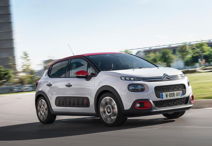 El nuevo Citroën C3 tiene 5 puertas y 5 plazas. Su maletero cubica 300 litros y es muy aprovechable.
