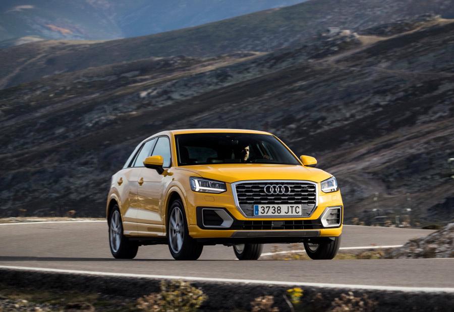 El nuevo Audi Q2 monta motores gasolina y diésel.