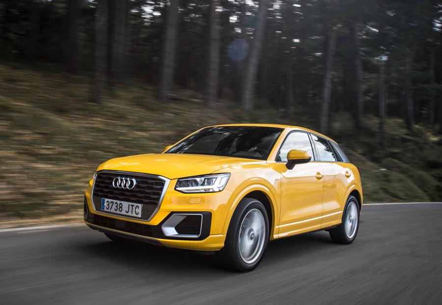 Presentación y prueba del nuevo Audi Q2