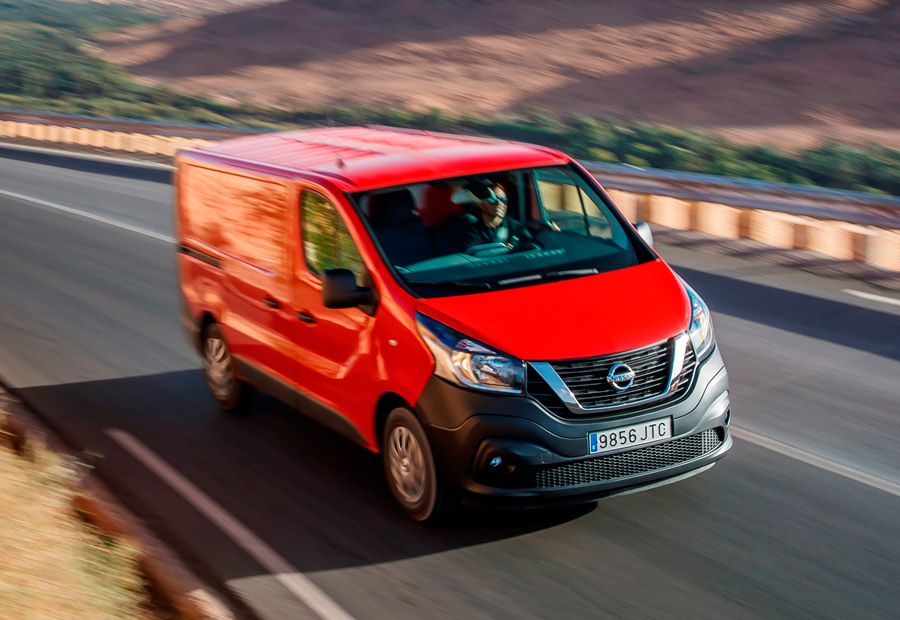 Nissan NV300, ya a la venta con 5 años de garantía