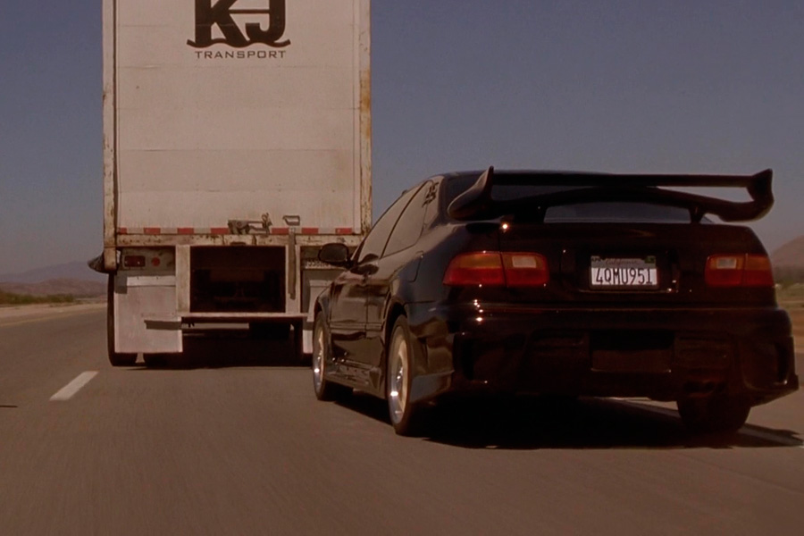 "Honda Civic EJ1, el coche de Toretto en ""The Fast and the Furious"" (1)."