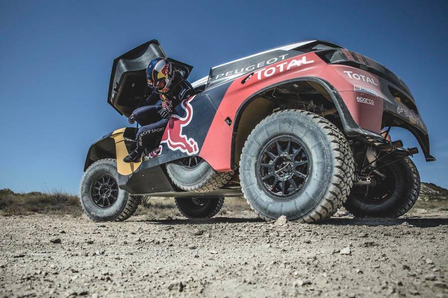 Los coches del Dakar 2017