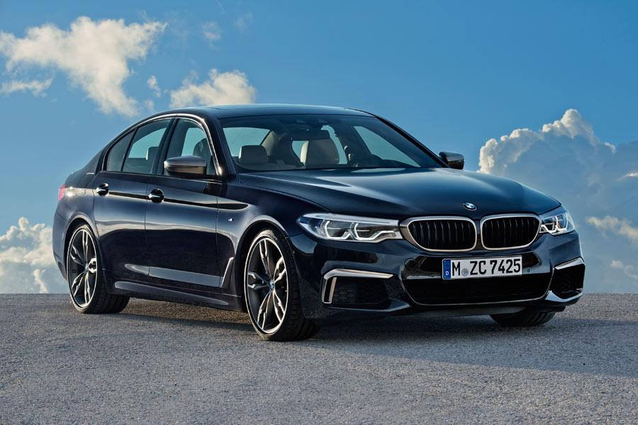Nuevo BMW M550i xDrive 2017