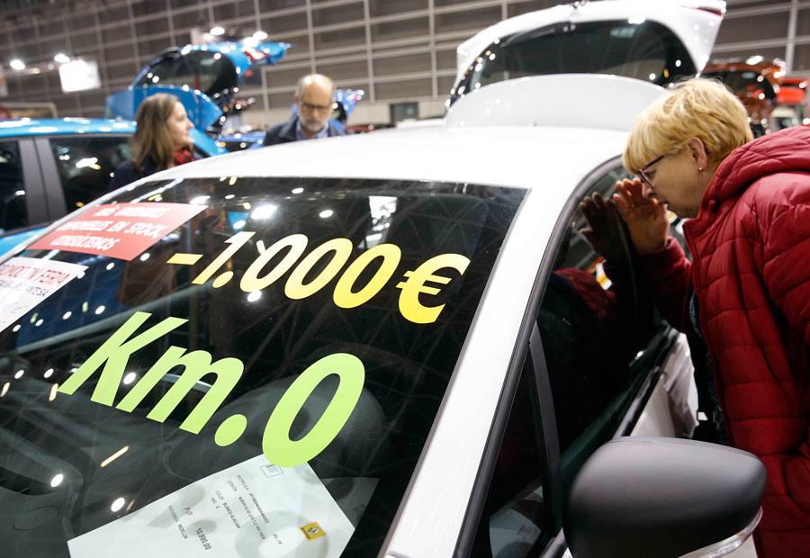 Si te das prisa, aún estás a tiempo de ir a la Feria del Automóvil de Valencia y poder adquirir una de las últimas ofertas disponibles.