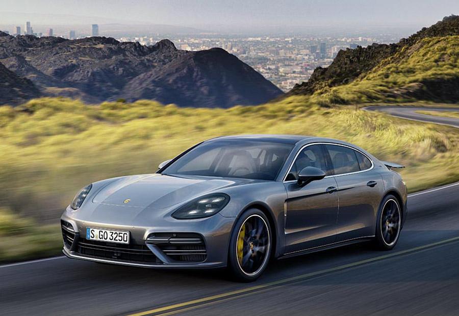 Porsche Panamera, nueva generación para 2017
