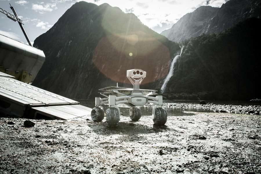 Audi Lunar Quattro en Alien:Covenant.