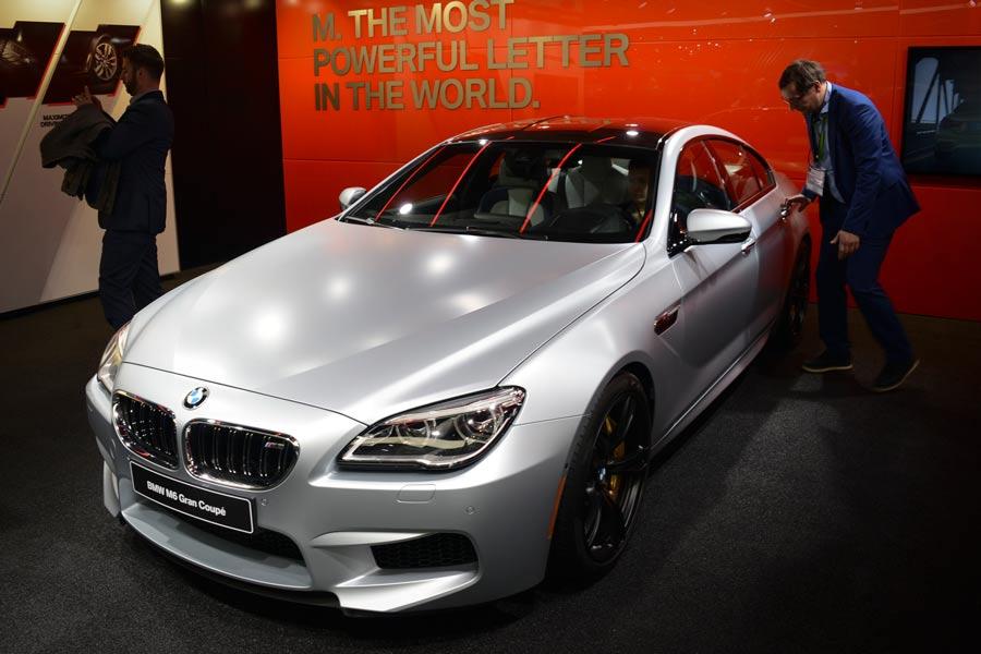 El BMW Serie 6 se pone al día en Detroit 2017