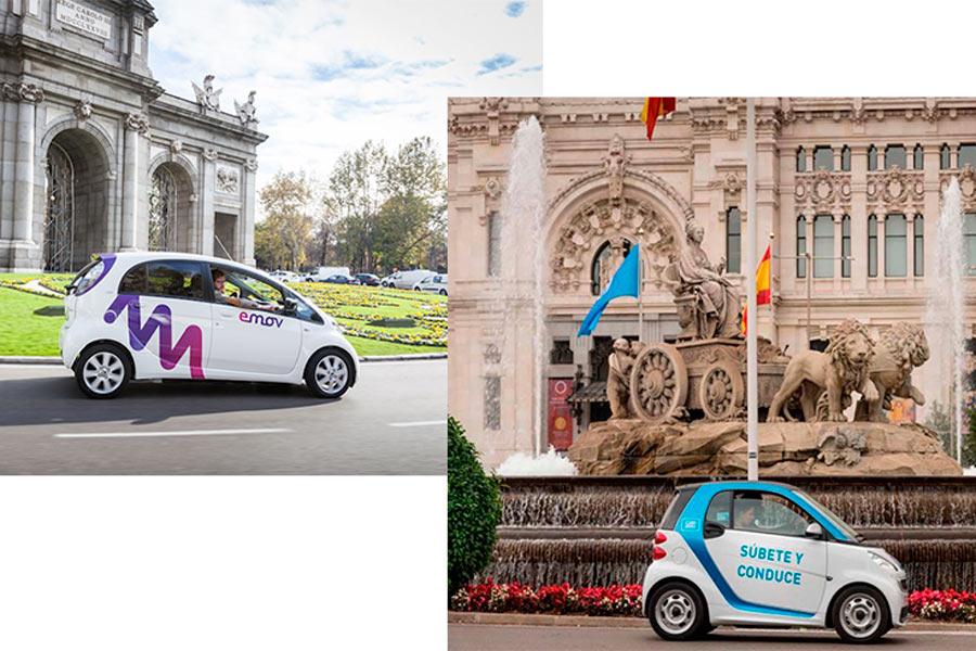 Car2go o Emov, ¿cuál es mejor?