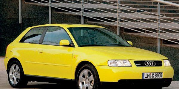 El Audi A3 cumple 20 años y 3 generaciones