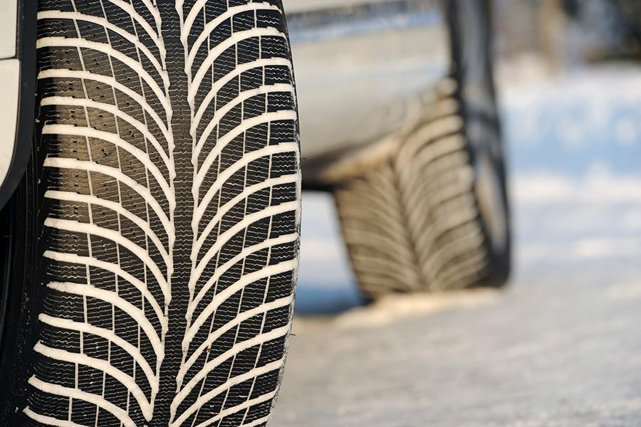 Neumáticos de invierno, la opción más segura