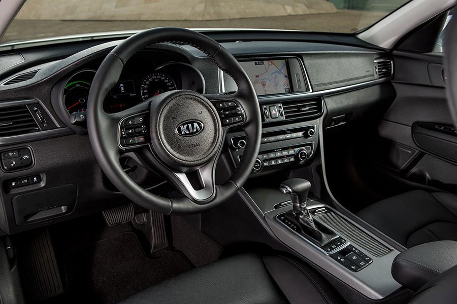 Presentación y prueba del Kia Optima Plug In Hybrid y gama ...