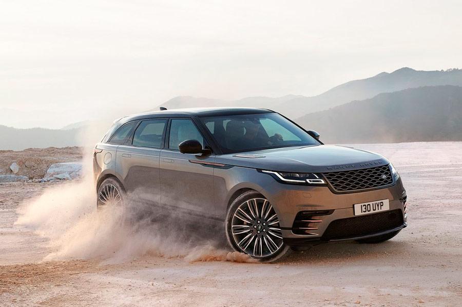 Land Rover Range Rover Velar.