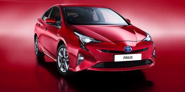 Novedades en el Toyota Prius 2017
