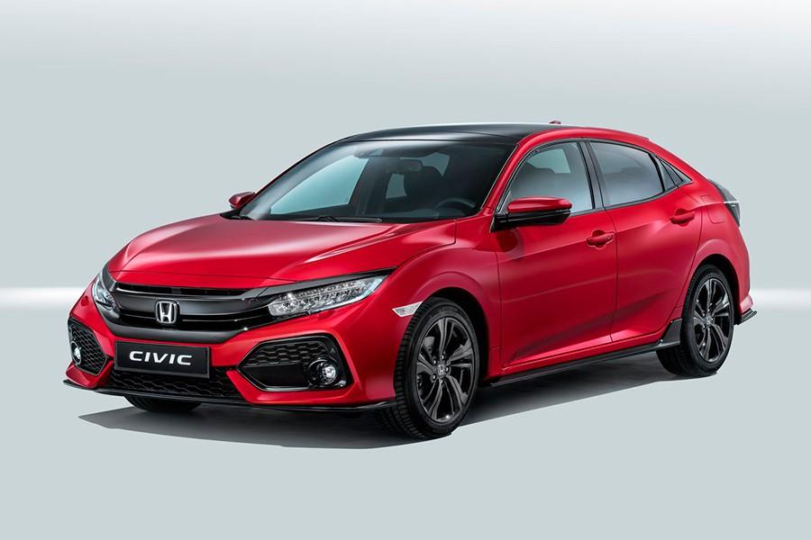 Nuevo Honda Civic 2017 con Honda Sensing