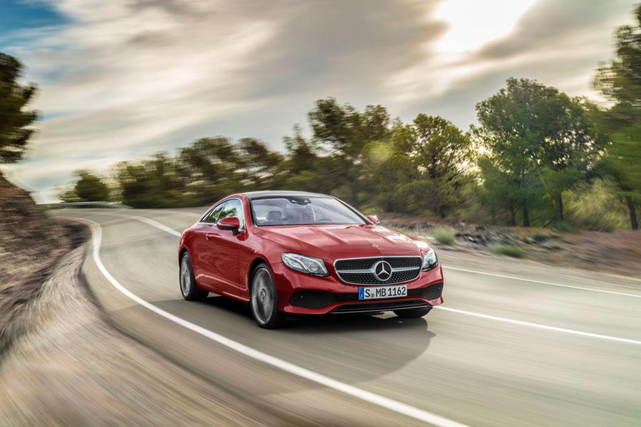Precios en España del nuevo Mercedes Clase E Coupé 2017