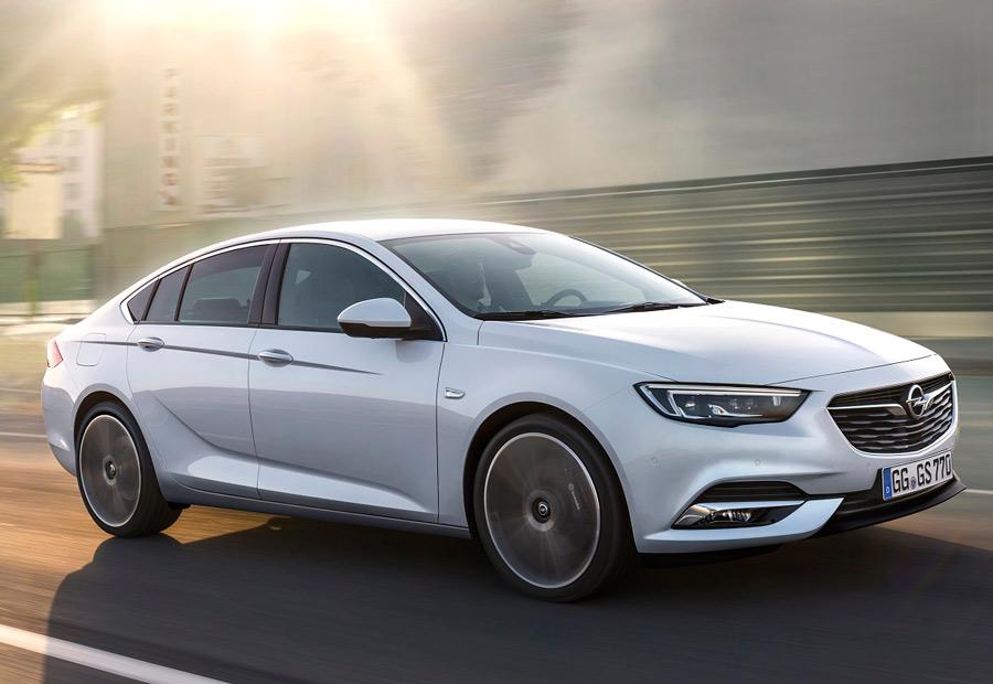 Nuevo Opel Insignia Grand Sport