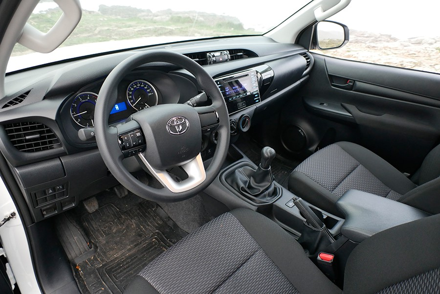 El interior no ha perdido funcionalidad y ha ganado en refinamiento.