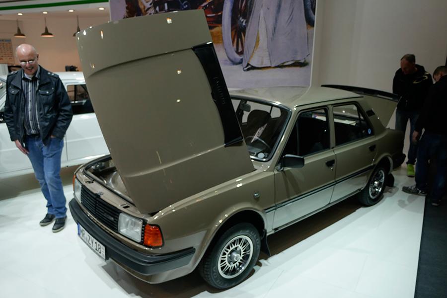 Los modelos de Skoda de los años setenta y ochenta eran coches muy sencillos y robustos.