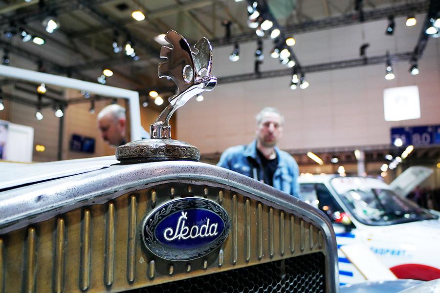Qué significa el logo de Skoda