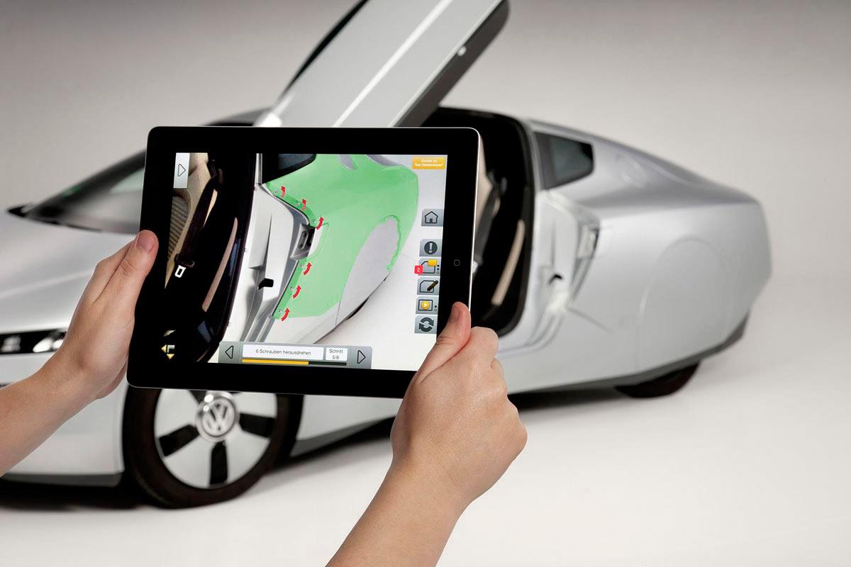 Los coches nos darán información que hasta ahora no necesitábamos.
