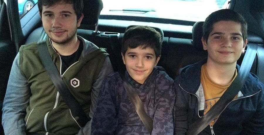 Seat Ateca como coche para familias