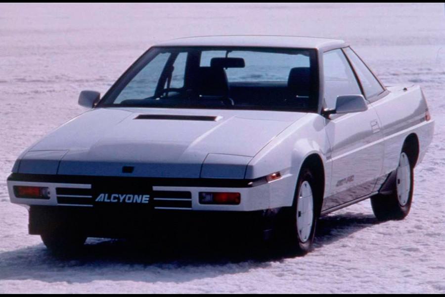 El Subaru Alcyone se comercializó en Europa como XV.