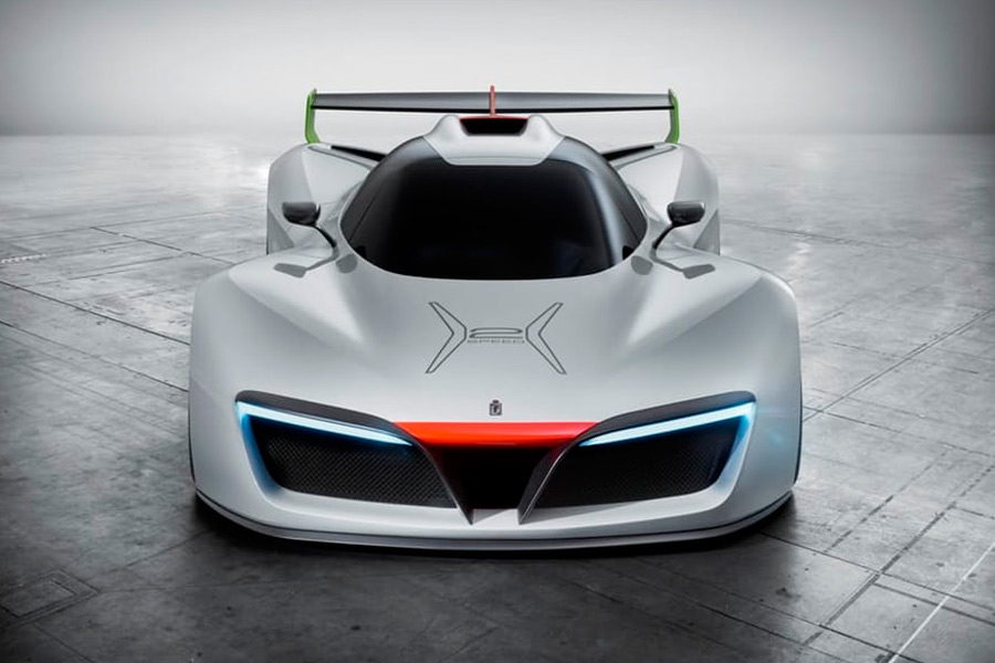 Pininfarina H2 Speed.