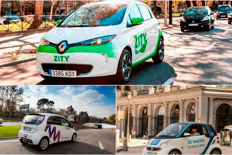 Car2go, Emov o Zity ¿cuál es mejor?