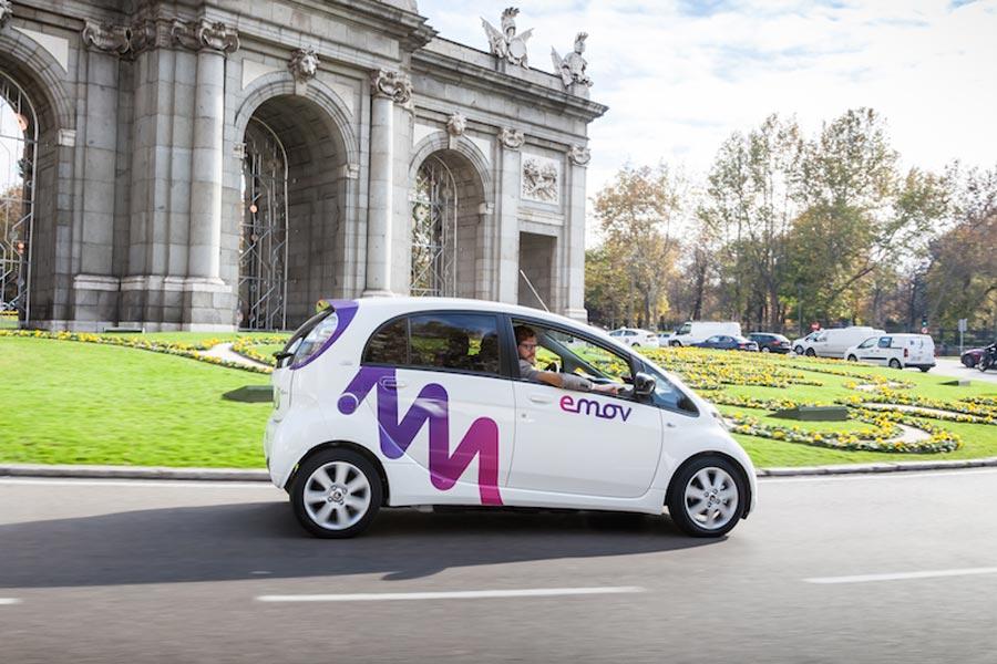 Madrid será la primera ciudad en contar con el servico de 'Car Sharing' de PSA.