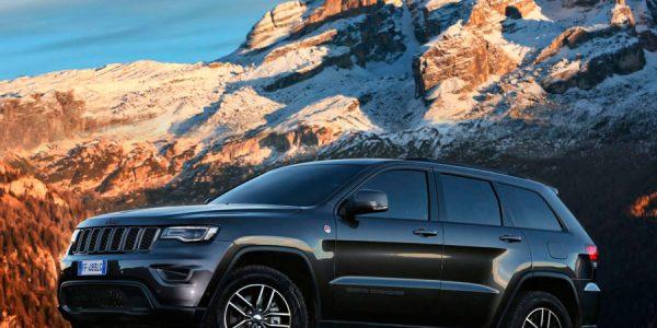 Jeep Grand Cherokee 2017: nuevo modelo ya disponible