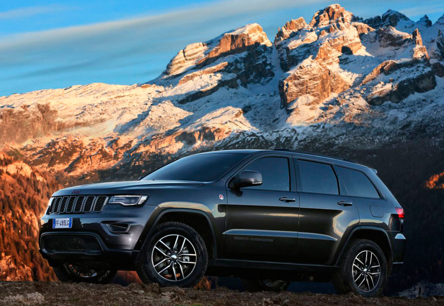 Jeep Grand Cherokee 2017: nuevo modelo ya disponible