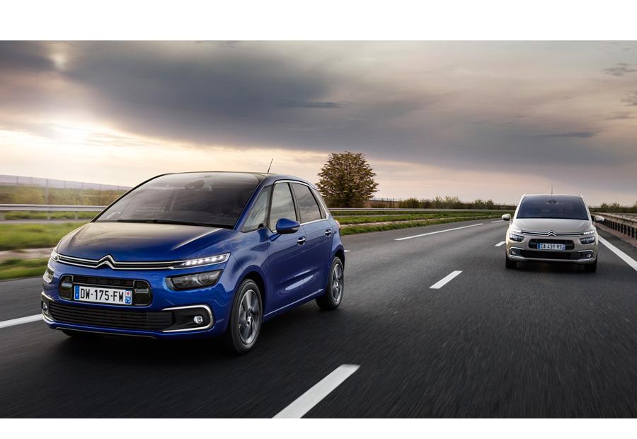 Nuevo Citroën C4 Picasso 2017, mejor en detalles