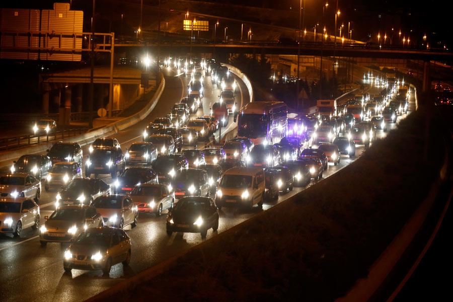 Operación Salida Puente de Diciembre: evita multas, tráfico, radares…