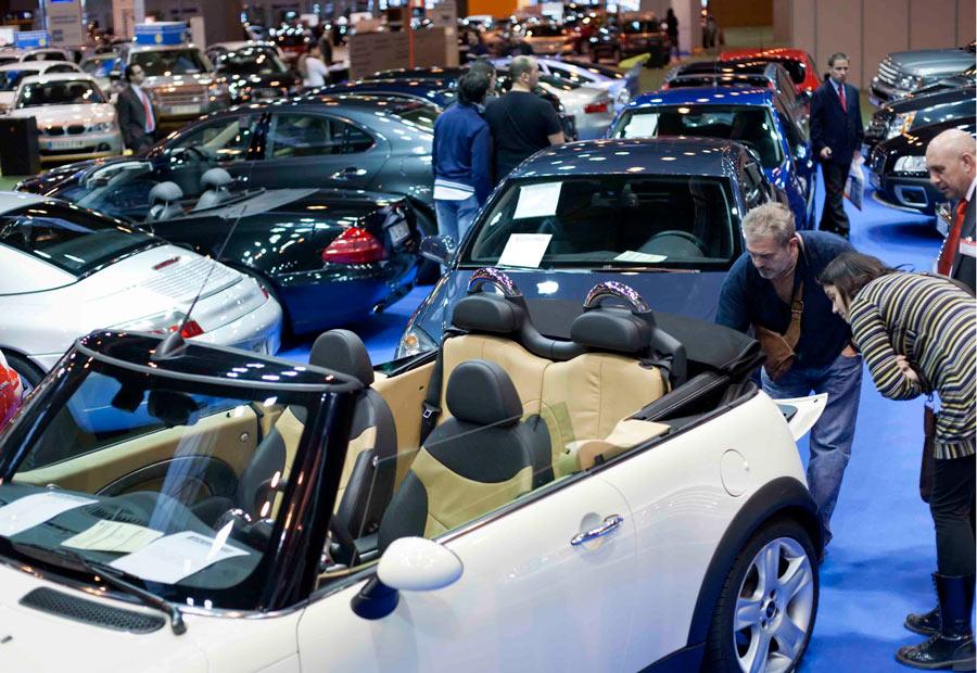 Las ventas de coches de ocasión crecen un 18 % en 2017